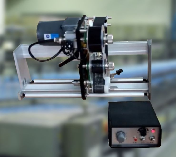 MAQUINA HOT STAMPING AUTOMATICO