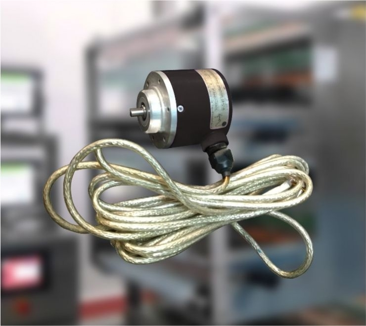 Encoder Generador de Pulsos
