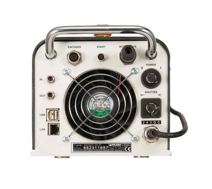 Codificador Laser eMark DLA (Laser de diodo)